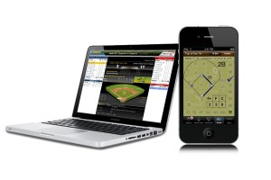 Easy-to-use baseball scoring software.