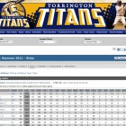 Integrate stats into your existing baseball team website.