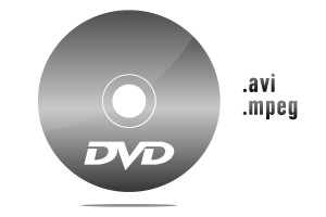 Export video to DVD, avi, and mpg.