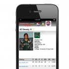 Player stats on your softball mobile apps.